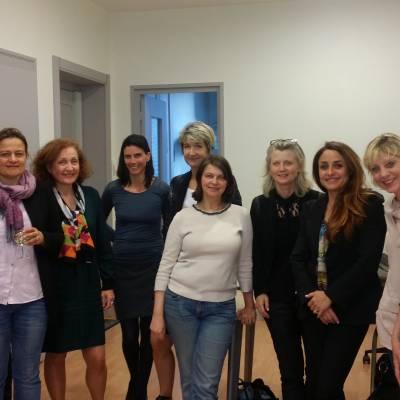 Conférence avec  Les Femmes Chefs d'Entreprise (FCE) chez Odialis
