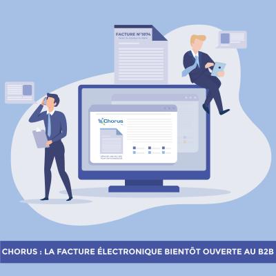 dématérialiser une facture électronique avec Chorus PRO