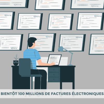 100 millions de factures électroniques déposées sur Chorus