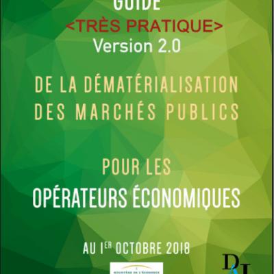 Un été studieux en matière de dématérialisation des marchés publics